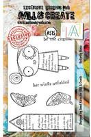 Aall & Create: Butterfly House #515 - leimasinsetti