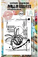 Aall & Create: Weaver Spider  #551  -leimasinsetti