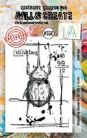 Aall & Create: Stink Big  #550  -leimasinsetti