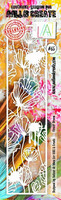 Aall & Create STENCIL : Flower Dream #65 -sabluuna