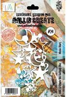 Aall & Create DIE Moon Stars  #24 - stanssi
