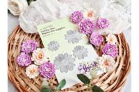 Agiart: Chrysanthemum (Krysanteemi) -stanssisetti
