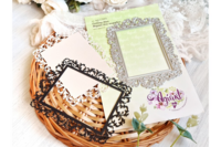 Agiart: Firenze Photo Frame -stanssisetti
