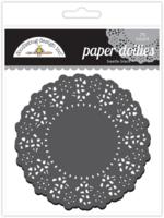 Doodlebug Design Doilies : Beetle Black