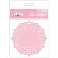 Doodlebug Design Mini Doilies : Cupcake