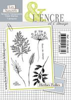 L'Encre et l'image: Herbes Folles  -leimasinsetti