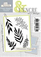 L'Encre et l'image: Silhouettes Vegetales  -leimasinsetti