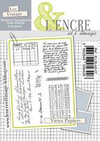 L'Encre et l'image: Vieux Papiers  -leimasinsetti