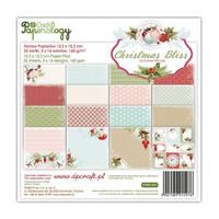 DP Craft: Christmas Bliss 6x6 - paperilehtiö