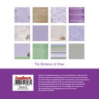 Scrapberry: The Romance of Xmas 6x6 - paperikokoelma