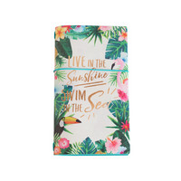 Recollections Tropical Life Traveler Notebook: Toucan