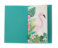 Recollections Tropical Life Traveler Notebook: Floral