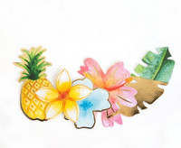 Recollections Tropical Life Diecut Stickers -tarrapakkaus