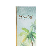 Recollections Tropical Life Traveler Notebook: Travel - vihko