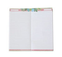 Recollections Tropical Life Traveler Notebook: Diary - vihko