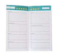 Recollections Tropical Life Traveler Notebook: Planner - vihko