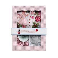 Tilda: Christmas Play Decore - koristepakkaus