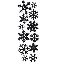 Craftables: Punch Die Snowflakes -stanssi