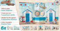 Luxorious Cards: Summer at the Beach  - korttikirja
