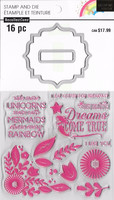 Enchanting Dreams stamps & dies -setti