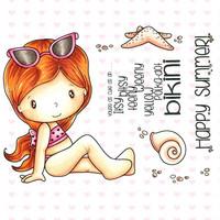 Teeny Bikini -leimasinsetti