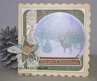 Snow Globe - leimasinsetti