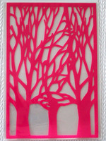 Color Splash Stamp & Stencil: Free Spirit - setti