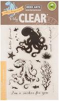 Color Layering: Octopus - leimasinsetti