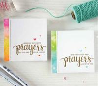 Stamp & Cut: Prayers -setti