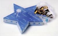 Star Template A4 -sabluuna