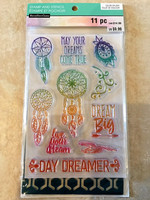 Color Splash Stamp & Stencil: Day Dreamer - setti