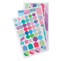 Recollections Creative Year Washi Stickers: Cool Basics - tarrapakkaus