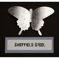 Mega Flakes: Cheffield Steel (hopea)