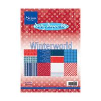 Winterworld A5 - paperipakkaus