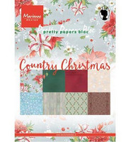 Country Christmas  A5 - paperipakkaus