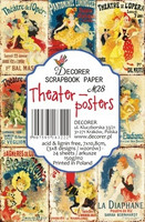 Theater Posters - minipaperisetti