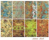 Autumn Moods - minipaperisetti
