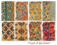 Touch Of The Orient - minipaperisetti