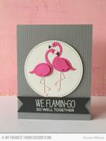 MFT: Flamingos  -stanssisetti