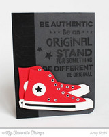 MFT: All Star High Top  -stanssisetti