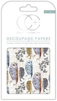 CC Decoupage Paper: Loxely