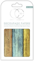 CC Decoupage Paper: Beach Hut