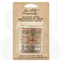 Tim Holtz Design Tape: Dapper
