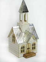 Sizzix Bigz: Village Bell Tower -stanssi