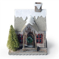 Sizzix Bigz: Village Winter -stanssi