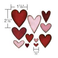 Sizzix Bigz: Heartfelt -stanssi