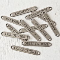 Tim Holtz Idea-ology: Word Bands - Observations