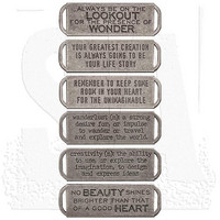Tim Holtz Idea-ology: Quote Bands