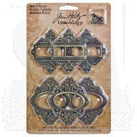 Tim Holtz Idea-ology: Ornate Plates