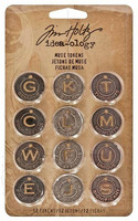 Tim Holtz Idea-ology: Muse Tokens